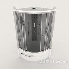 家居浴室3d模型下载