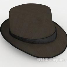 男士布艺帽子3d模型下载