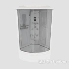 家居浴室间3d模型下载