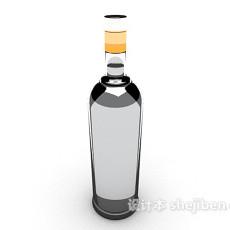 白酒、米酒3d模型下载