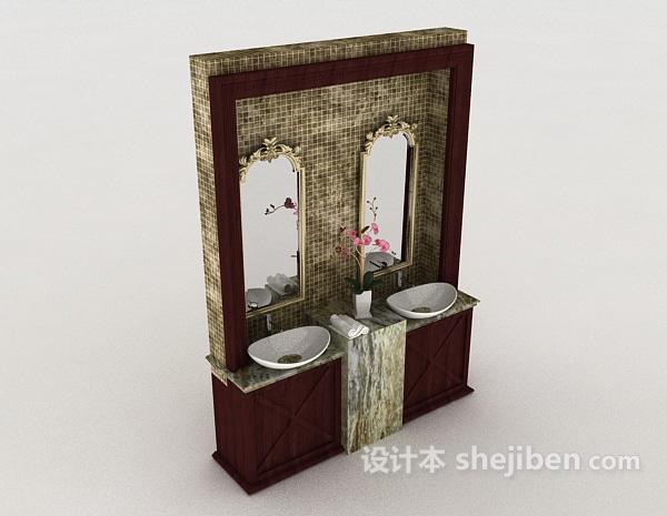 厕所卫浴镜