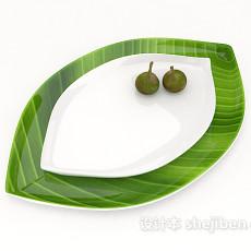 塑料水果盘3d模型下载