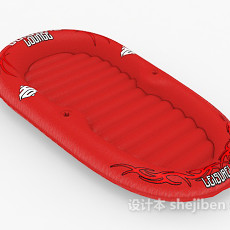 儿童划艇3d模型下载