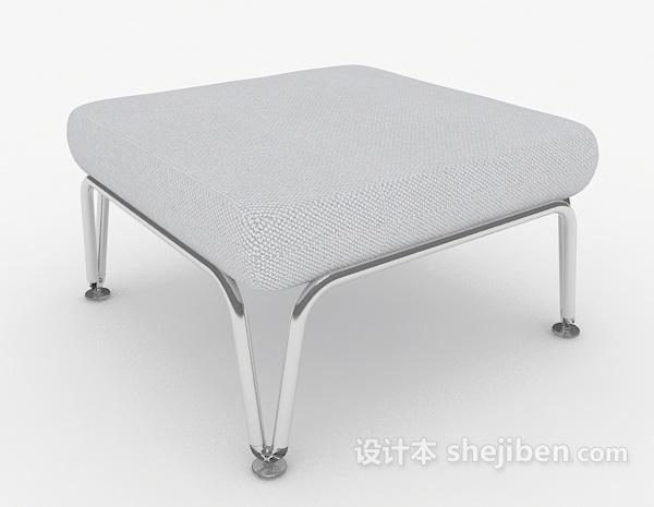 欧式风格沙发凳