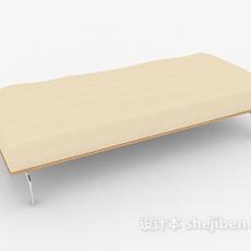 沙发休闲凳3d模型下载