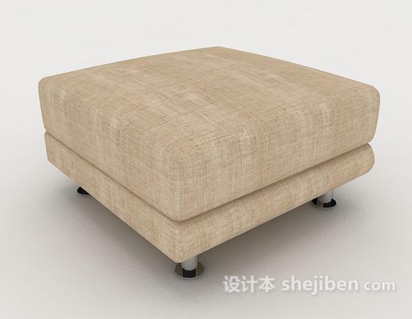 现代简约家居凳