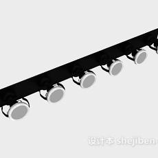 舞台常见射灯3d模型下载