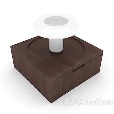 新中式家居灯3d模型下载