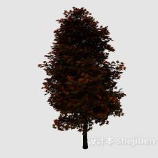 秋树3d模型下载