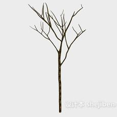 树枝丫3d模型下载