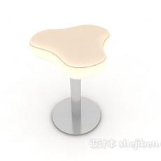 休闲凳3d模型下载