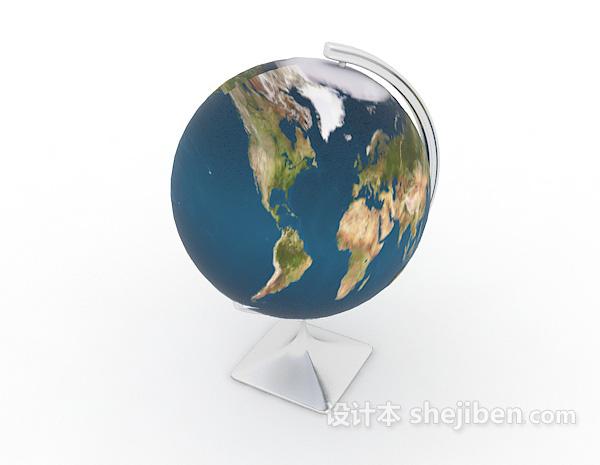 现代地球仪