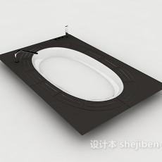 简便洗手池3d模型下载