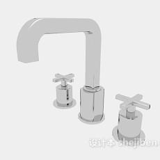 厨房水龙头3d模型下载