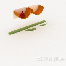 厨房小件3d模型下载