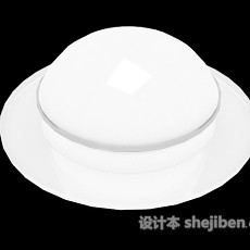 盛菜餐具3d模型下载