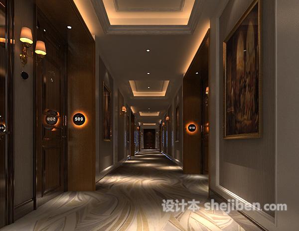高级酒店宾馆