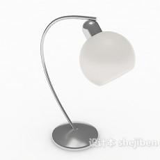 学习型小台灯3d模型下载