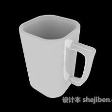 喝水杯3d模型下载
