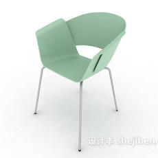 休闲简单休闲椅3d模型下载