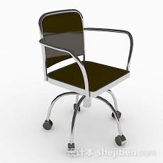 现代简约休闲椅子3d模型下载
