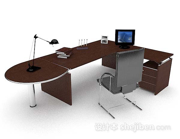 现代办公桌椅