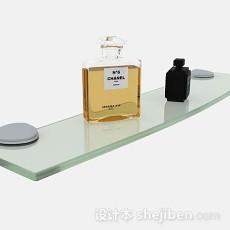 香奈儿香水3d模型下载