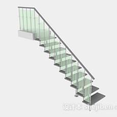 简单楼梯3d模型下载