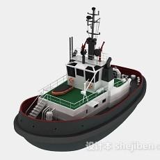游艇3d模型下载