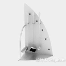 壁炉清理工具3d模型下载