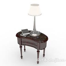 家居台灯3d模型下载