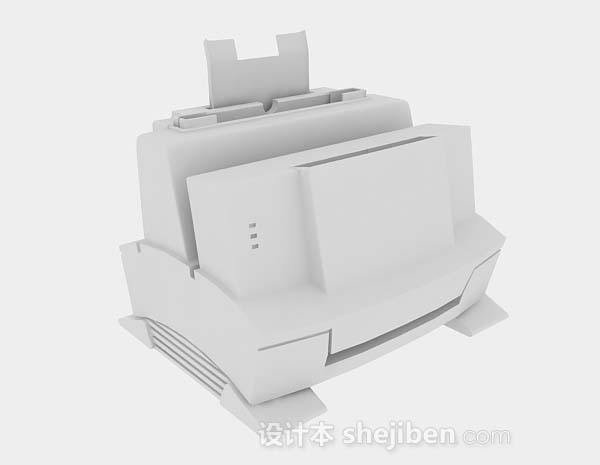白色打印机