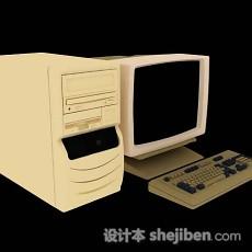 台式电脑3d模型下载