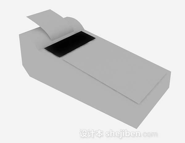 灰色打印机