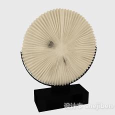 室内艺术摆设品3d模型下载