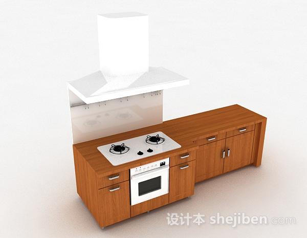 现代风格木质橱柜
