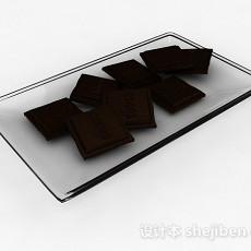 巧克力3d模型下载