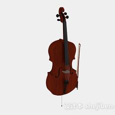 大提琴3d模型下载