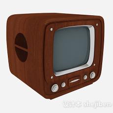 欧式风格复古造型电视剧3d模型下载