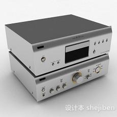 家庭影音放映机3d模型下载