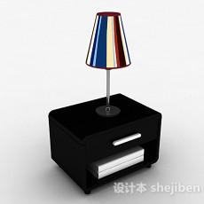 家居时尚个性台灯3d模型下载