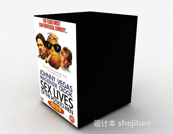 动漫DVD光盘套装