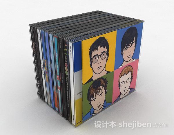 动漫DVD光盘