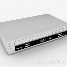 家庭DVD机3d模型下载