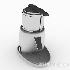 咖啡机3d模型下载