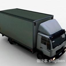 货车3d模型下载