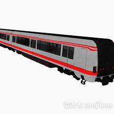 火车车厢3d模型下载