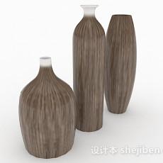 现代风格陶瓷摆件3d模型下载