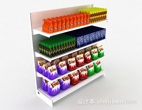 超市货物展示架