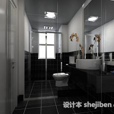 洗手间集成吊顶3d模型下载